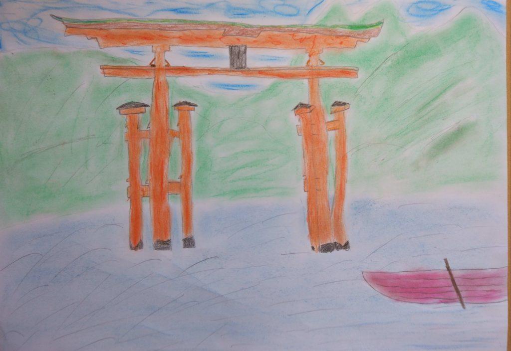 『ポーランドと日本について他の国の人々に知ってもらいたいこと』 作者: Michał Bodnar  (2006年生まれ ) ---