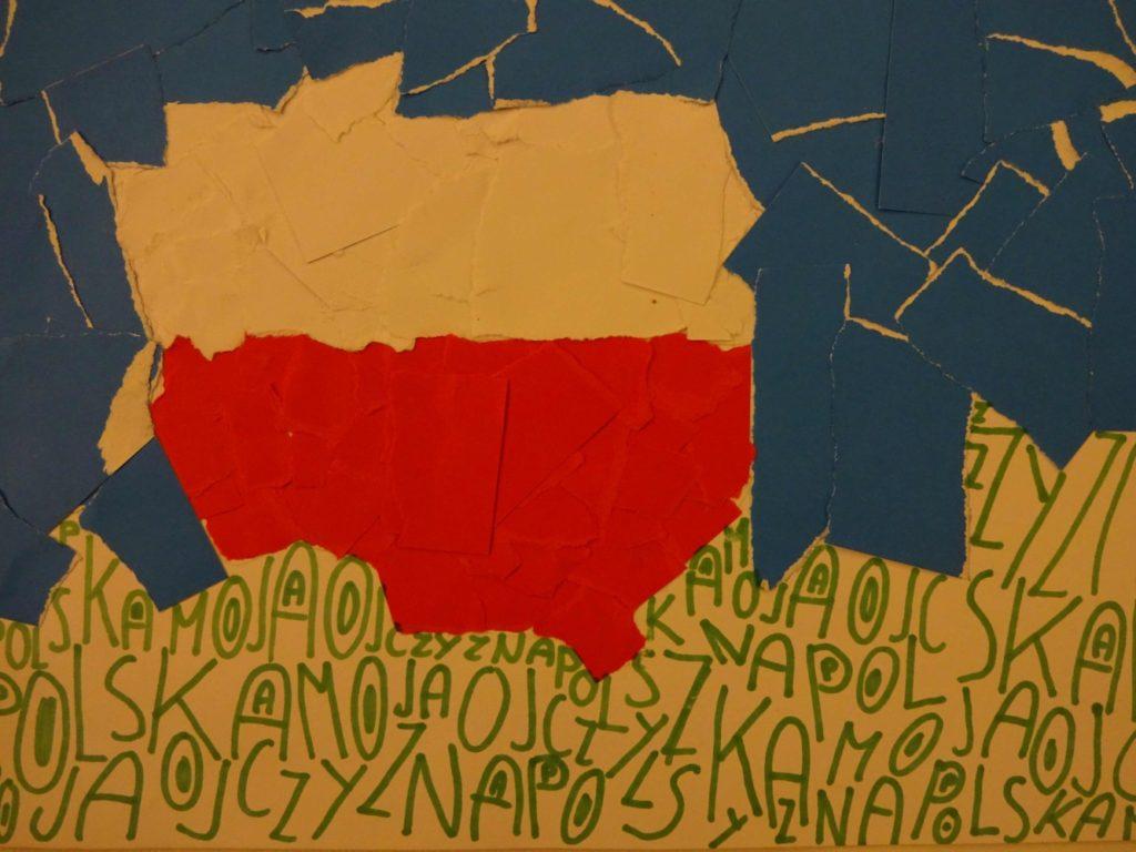 『ポーランド』 作者: Lidia Babiel  (2006年生まれ) ---