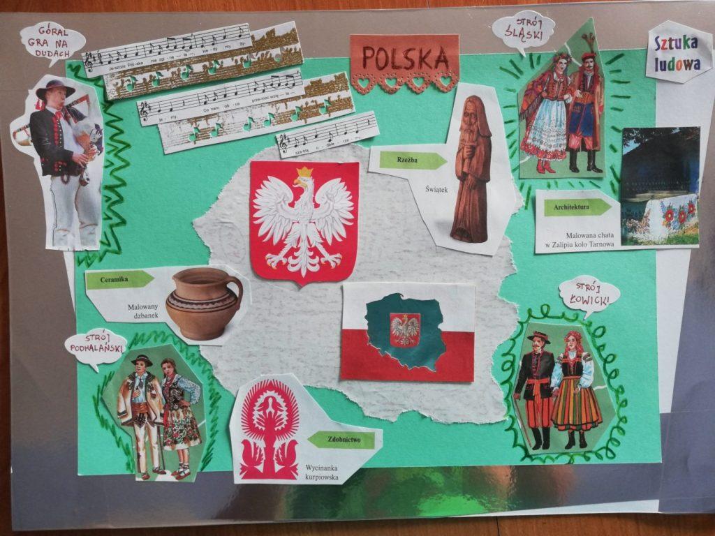 『ポーランドの民族芸術』 作者: Daniel Śmidoda  (2006年生まれ) ---